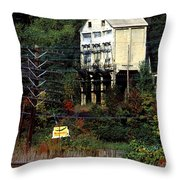 From Days Long Gone Throw Pillow
