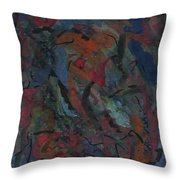 From Deep Within Throw Pillow