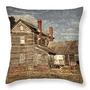 From Grand To Grunge Throw Pillow