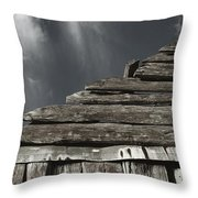 From Here Throw Pillow