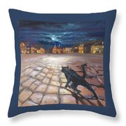 From Life Of Cats Throw Pillow