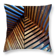 From My Perspective Throw Pillow