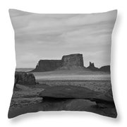 From Mystery Valley Throw Pillow
