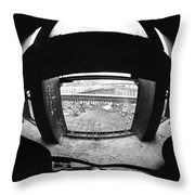 From North Tower Throw Pillow