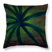 From Out Of Nowhere Throw Pillow