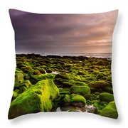 From Rock To Rock Throw Pillow