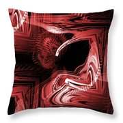 From The Dark Side Throw Pillow