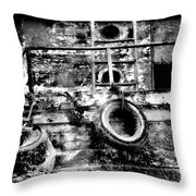 From The Deep Throw Pillow