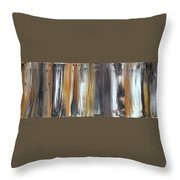 From The Earth I Throw Pillow