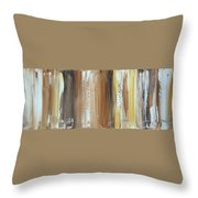 From The Earth II Throw Pillow