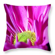 From The Florist Too Throw Pillow