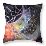 From The Inward Outward Throw Pillow