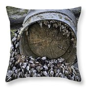 From The Ocean Throw Pillow