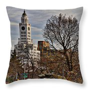From The Rocks Throw Pillow