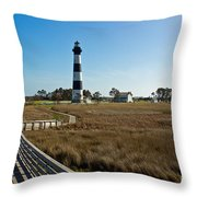 From The Waters Edge Throw Pillow
