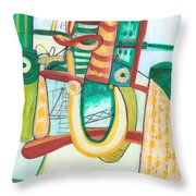 From Within #19 Throw Pillow