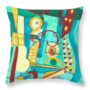 From Within #20 Throw Pillow