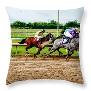 Front Runners 026mx Throw Pillow