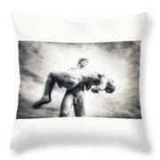 Frozen Rescue II Throw Pillow