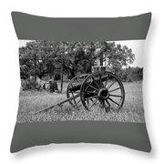 Ft Phantom Hill Throw Pillow