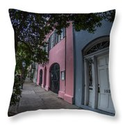 Full Of Color Throw Pillow