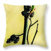 Full Of Live By Full Of Death Throw Pillow