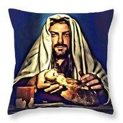 Full Of Love Throw Pillow