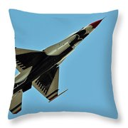 Full View  Throw Pillow