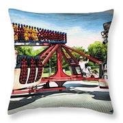Fun Time Throw Pillow