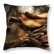 Fungi  Throw Pillow