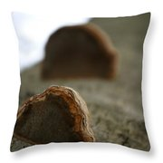 Fungus 12 Throw Pillow