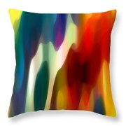 Fury 1 Throw Pillow