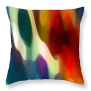 Fury 2 Throw Pillow by Amy Vangsgard