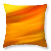 Fury In Color Throw Pillow