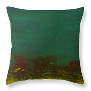 Right Now Throw Pillow