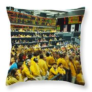 Futures And Options Traders Chicago Throw Pillow