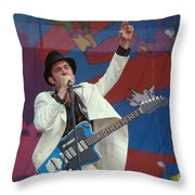 G Love And Special Sauce Throw Pillow