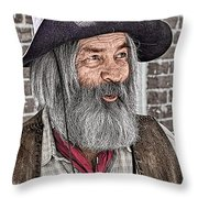 Gabby Look Alike Throw Pillow