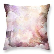 Gabriel Throw Pillow by Rachel Christine Nowicki