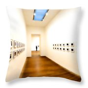 Gallery Eight Throw Pillow