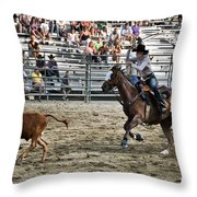 Gallup Tradition Throw Pillow