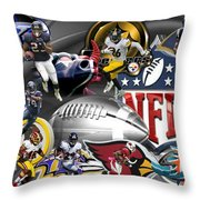Game Changers Throw Pillow