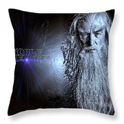 Gandalf The Grey Throw Pillow