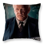 Gangster Squad Nolte Throw Pillow