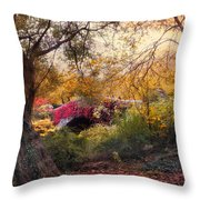 Gapstow Secluded Throw Pillow
