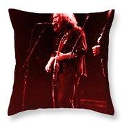Concert  - Grateful Dead #33 Throw Pillow