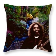 Garcia On Tam 3 Throw Pillow