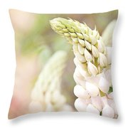 Garden Ballet Throw Pillow