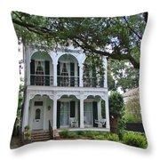 Garden District Gem Throw Pillow