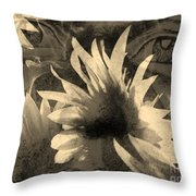 Garden Guardian 1 Throw Pillow
